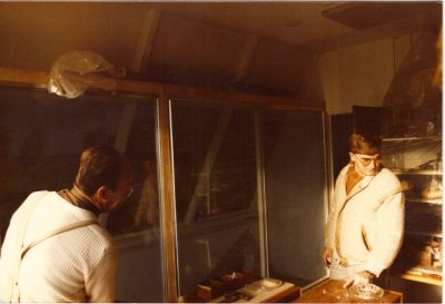 1984 bouw diorama