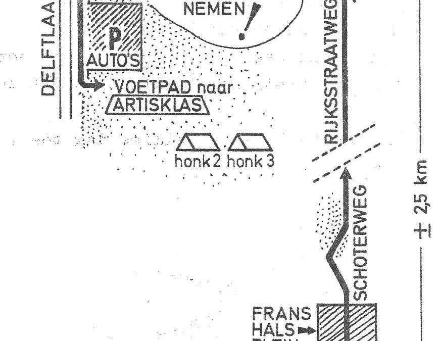 1975 – Plattegrond