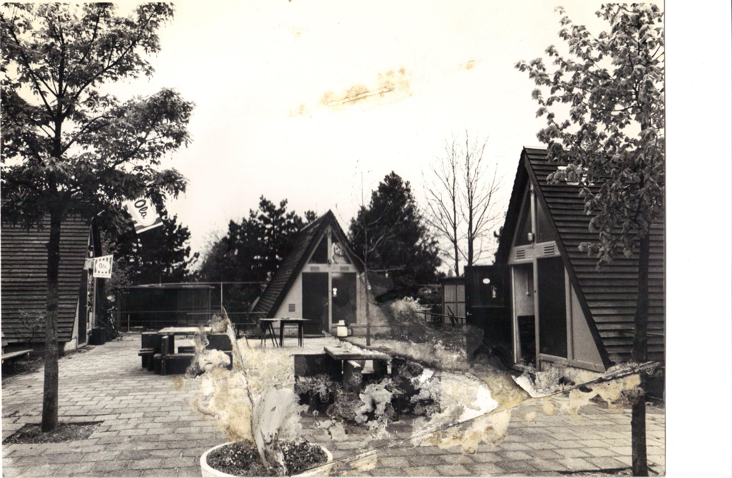 1981 – Omheining