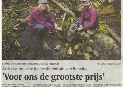 2012-mooiste-dierentuin-niet-eaza-haarlems-dagblad-21-april-2012