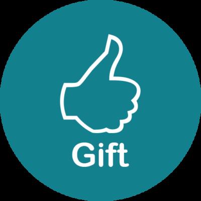 Donaties & Giften